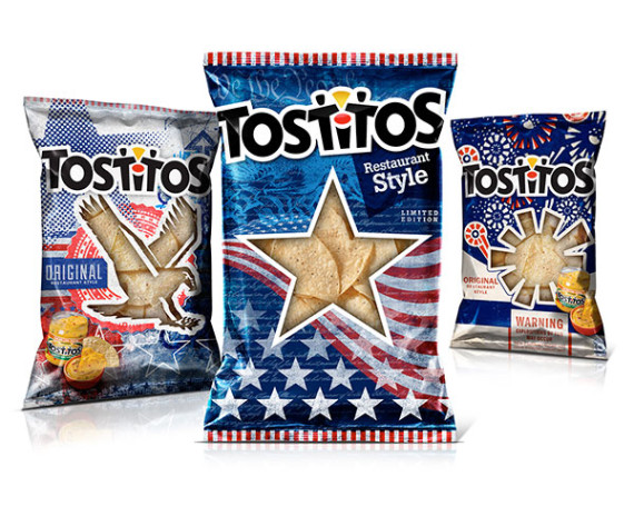 Tostitos Chip Packaging