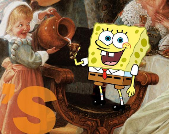 Nouveau – SpongeBob