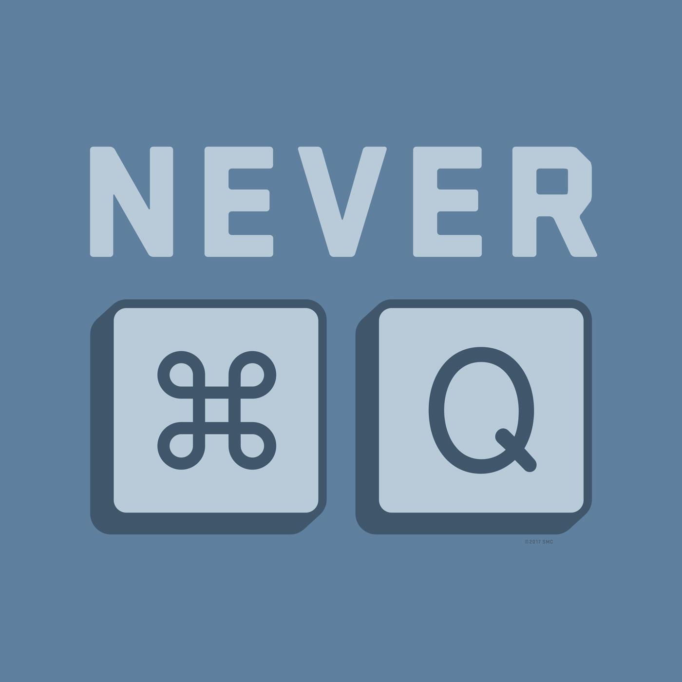 Graphic Design Dallas - Never Quit