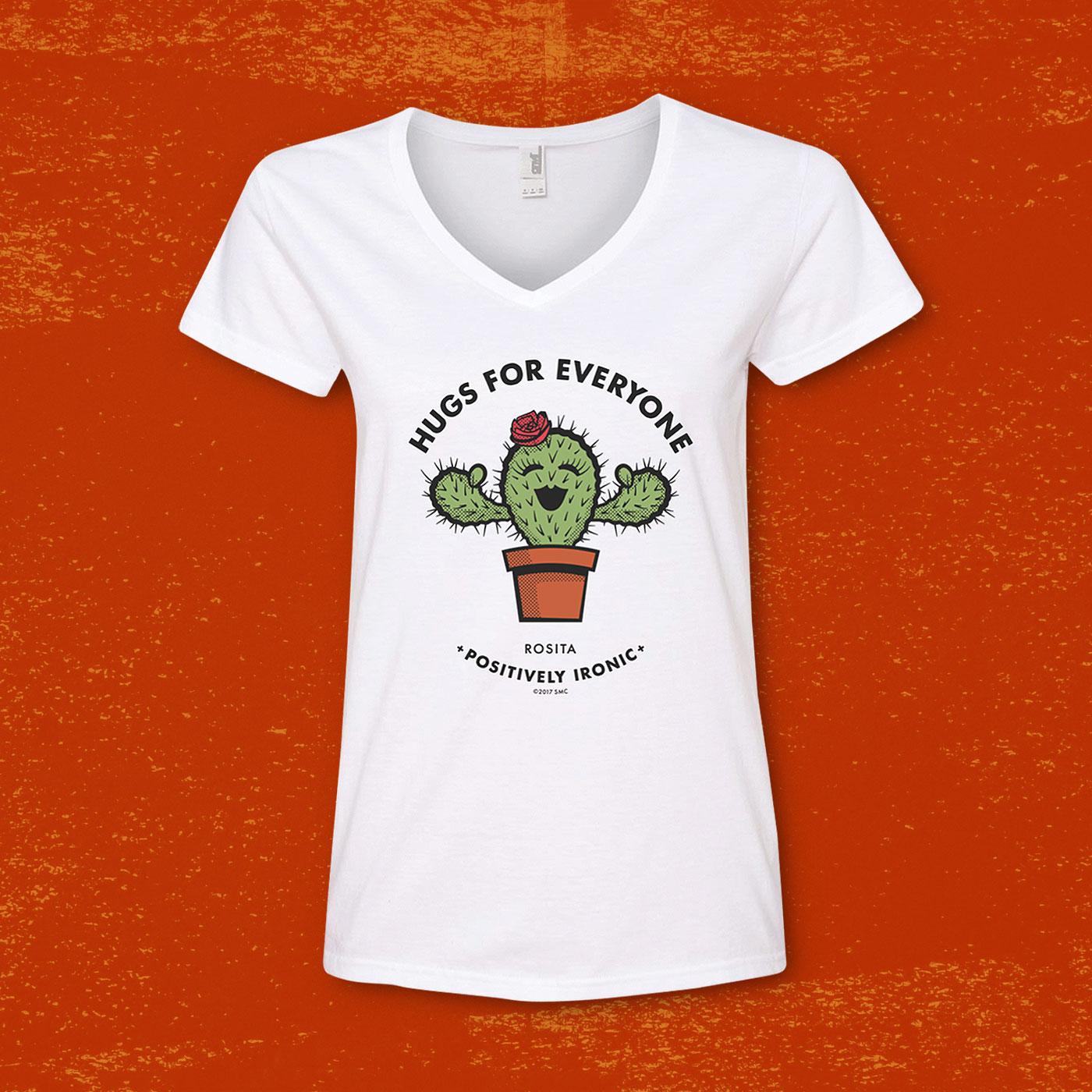 Rosita Tshirt Designer Dallas TX