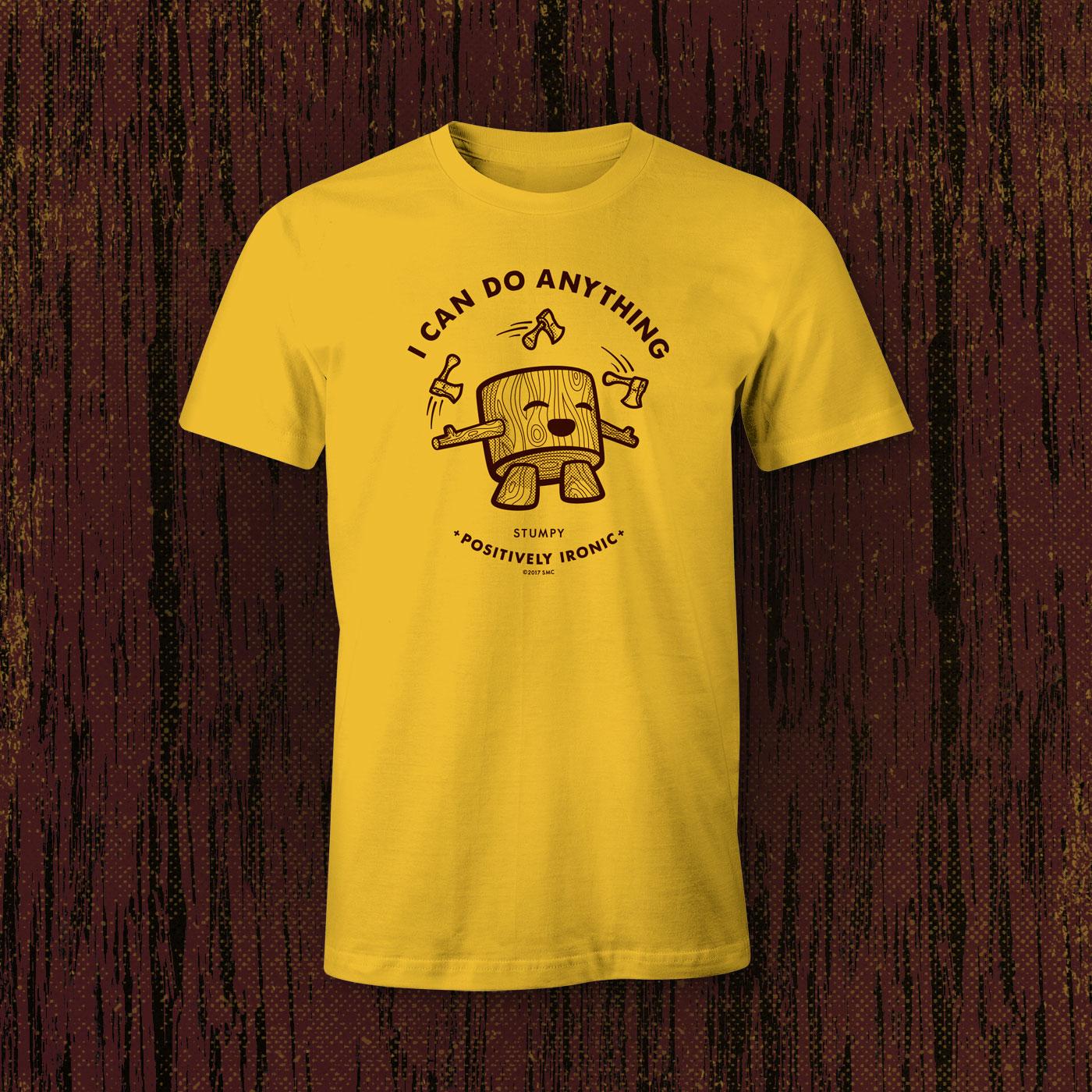 Stumpy Tshirt Designer Dallas TX