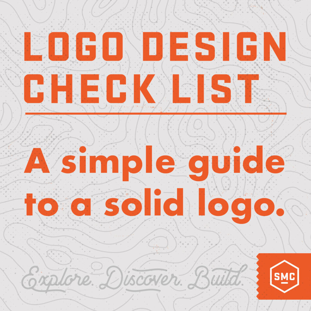 Logo Design Checklist –– learn what you need for a solid logo design! // Scott McFadden Creative