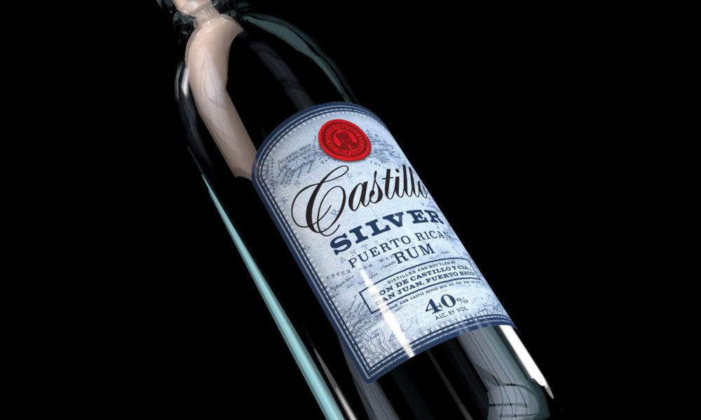 Castillo Rum Bottles